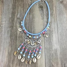This necklace is a wonderful gift for you and your female friends. A touch of...