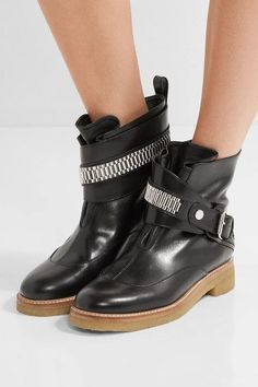 Rubber heel measures approximately 35mm  1.5 inches Black leather Pull  onSmall to size. See ab6214958854c