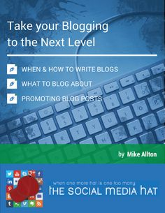 Take your Blogging to the Next Level [UPDATED]