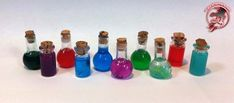 Here is a quick tutorial on how to make potion bottles for Super  Dungeon Explore.   I started wit...