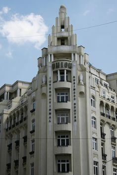 București (Bucharest, Romania) - Strada Academiei   Flickr - Photo Sharing!