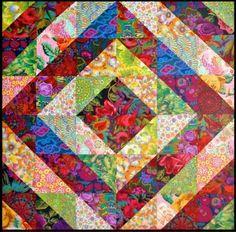 philip jacobs tower bridge garden quilt