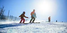 SKI BROMONT, LA STATION EST EN PLEINE EFFERVESCENCE ! conditions de ski RSA Bromont, Effervescence, Ski, Outdoor, Outdoors, Skiing, Outdoor Living, Garden