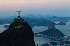 Rio de Janeiro. Cheap travel trips to Brazil!