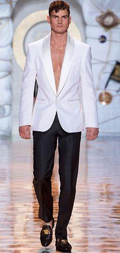 Find more silk  Versace jackets on versace.com  VersaceMenswear 84d47524b4a