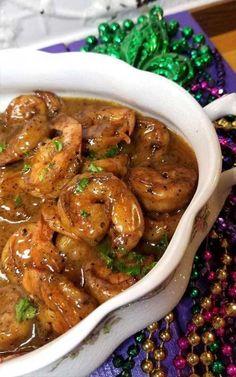 Barbeque Shrimp, Barbecue, Cajun Shrimp Recipes, Seafood Recipes, Pork Rib Recipes, Fish Recipes, Donut Recipes, Shrimp Dishes, Recipes