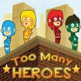 jogar Too Many Heroes online