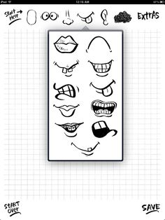 50 best doodle people images in 2013 Face Doodles, Cool Doodles, How To Draw Anything, Doodle People, Inspirational Videos, Learn To Draw, Drawing People, Doodle Art, Art For Kids