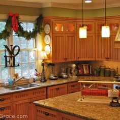 Decorations For Kitchen Countertops