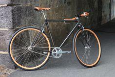 Victoire Cycles for Berluti | Gessato Blog