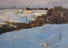 Zima - przed świtem