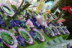 Party Wishes: Tinkerbell Party
