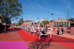 Superkilen Urban Park by BIG architects, Topotek1 and Superflex