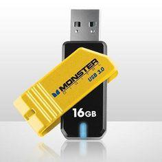 16GB USB 3.0 SS FD w CapCoppa