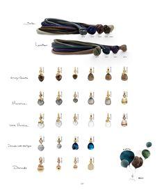 Ole Lynggaard Copenhagen—Page 108 Copenhagen, Jewlery, Charlotte, Sparkle, Charmed, Pearls, Stone, Bracelets, Inspiration
