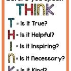 """I love this poster. Our school is a """"kind"""" school so it fit in perfectly with our theme!  If you download and enjoy this product, PLEASE leave us f..."""