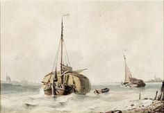 Bulkgoederen als hooi en brandstof werden vooral vervoerd door schippers op de wilde vaart. #collectievissen #wild