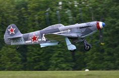 Yakolev Yak 3 in Normandy Niemen colours - another arm of Free French Forces, who flew against the Germans, with the Russian air forces.
