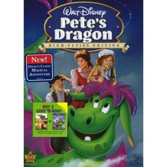 Pete's Dragon (High-Flying Edition) (Widescreen)