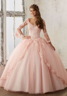 Quinceanera Dress 60015 Valencia Collection