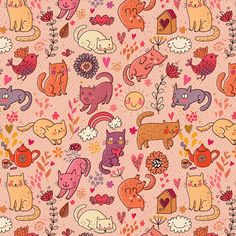 Julia Grigorieva | illustrations cats