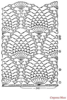 Mis Pasatiempos Amo el Crochet: Túnica ganchillo dress pattern.