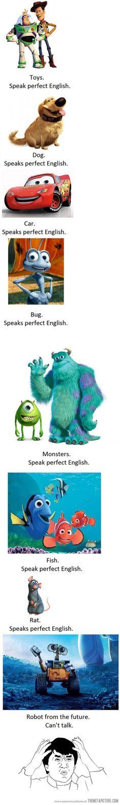 Pixar's logic - The Meta Picture