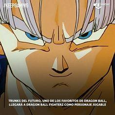 Trunks del Futuro llegará a Dragon Ball FighterZ! #DragonBallFighterZ #DragonBall #FutureTrunks #DBZ #Anime #Gaming #PS4 #XboxOne