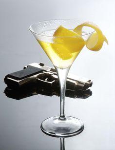 James Bond Martini/Styling