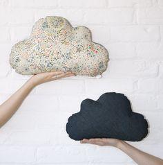 les triplettes - cloud pillows