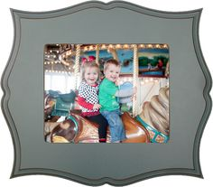 My Organic Bloom Frame from Fun Frame Monday!