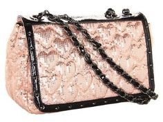 Betsey Johnson High Sequencey Shoulder Bag 99