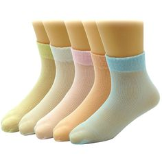 Boys 10 Pairs Ankle Socks Childrens Stripes Coloured Bright Design Socks