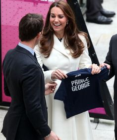 Kate Middleton visits the headquarters of Ben Ainslie Racing in Portsmouth