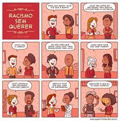 #quadrinhos acidos, #racismo