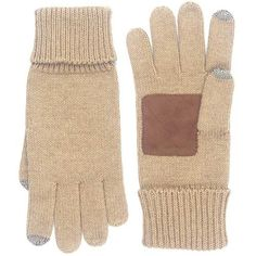 Cotton/Cashmere Touch Glove - compatible with touch sensitive devices, Echo