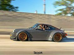 Classic Car News Pics And Videos From Around The World Porsche Sports Car, Porsche Cars, Vintage Porsche, Vintage Cars, Porsche Sportwagen, Custom Porsche, Porche 911, Volkswagen, Mini Cooper S
