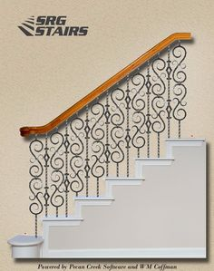 Exceptionnel Check Out This Staircase Layout I Created Using StairArtist At SRG Stairs.