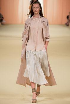 Hermès - Spring 2015 Ready-to-Wear - Look - Fashion - Moda - Mode - Muoti - мода - Modă - אופנה - μόδα - 時尚 - 时尚 - موضة