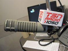 TSN Radio 1050 on the air in Toronto and online at TSN.ca/Radio