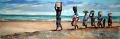 """""""Steps on the beach"""""""
