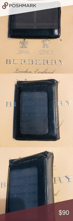 5438954217 Burberry Mens Wallet Burberry Mens Wallet.. Purchased two years ago