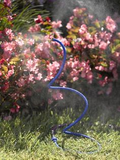 Flexible Cooling Mister -- A personal mister to beat the summer heat. Use it to mist flowers too. (Gardener's Supply Company)