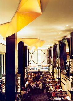 el restaurante Nobu del One&Only Resort de Ciudad del Cabo