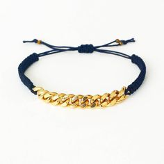BRACELET GARY via elodietrucparis. Click on the image to see more!