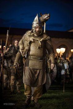 Terra Dacica Aeterna Iron Age, My World, Warriors, Samurai, Tattoo, Antigua, Figurines, Military History, Samurai Warrior