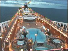 MSC Cruises - MSC Poesia Deck Cam