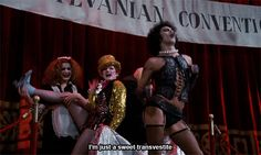 "21 Facts You Probably Didn't Know About ""The Rocky Horror Pictures Show"" - BuzzFeed Mobile"