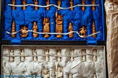 Antique Ivory Chess Set-