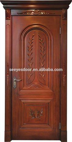Enjoy The Beauty Of Stylish Interior Wooden Doors Single Main Door Designs, House Main Door Design, Wooden Front Door Design, Grill Door Design, Double Door Design, Main Entrance Door Design, Bedroom Door Design, Wooden Front Doors, Door Design Interior